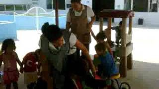 guarderia del imss cancun - YouTube