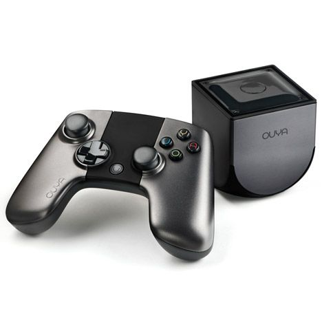 Open-source game console by Fuseproject