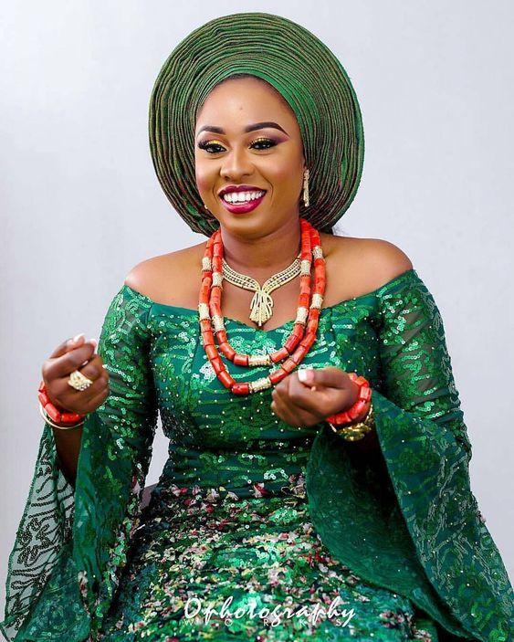Igbo headtie