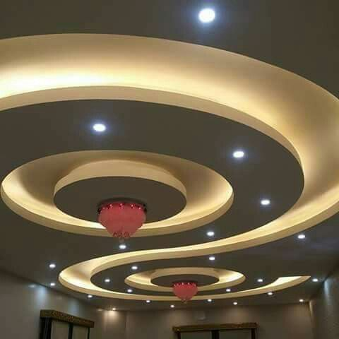 Amazing Ceiling Decor
