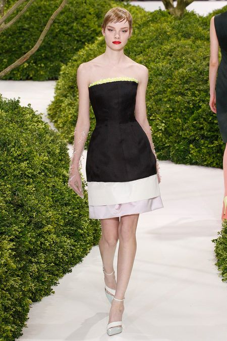 SPRING 2013 COUTURE Christian Dior Gwen Loos