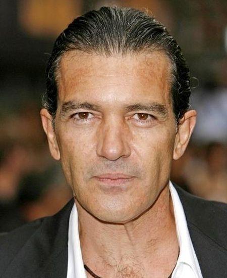 Antonio Banderas. Looking hot in his 60s.