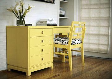 Pulp Design Studios - contemporary - home office - dallas - Carolina V. Gentry, RID