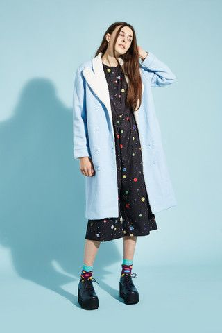Oversize Teddy Collar Coat - THE WHITEPEPPER http://www.thewhitepepper.com/collections/winter-drop-1/products/oversize-teddy-collar-coat