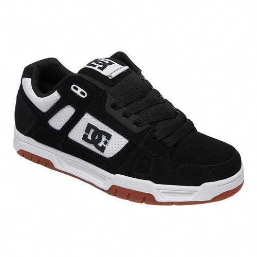 Men's DC Shoes Stag - White/Black/Print