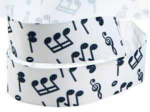 "7/8"" By 30 ft Grosgrain- Music Notes All the Makings http://www.amazon.com/dp/B00CXLGLV6/ref=cm_sw_r_pi_dp_U-R7tb0167ZVW"