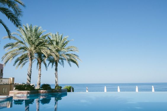 Flitterwochen Honeymoon Oman Shangri La's Abrr al Jissah2