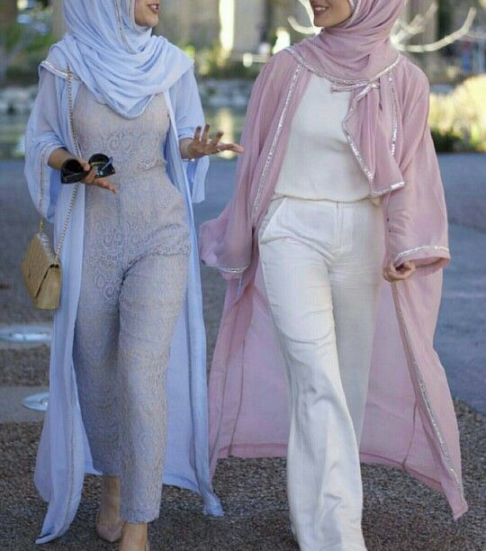 Image result for summer hijab style pic