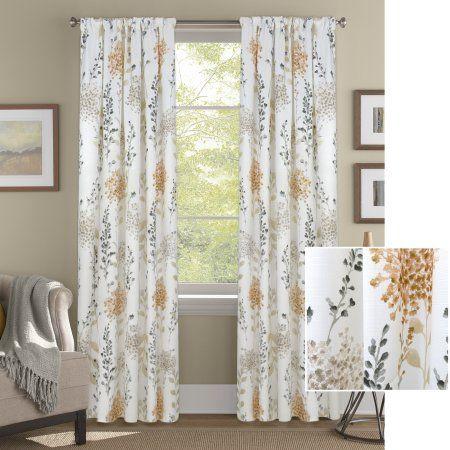 dd8bd214dbb82498ef8f124c0ca5d704 - Better Homes & Gardens Metallic Foil Trellis Curtain Panel