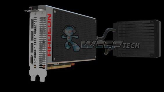 Reveladas novas imagens da AMD Radeon R9 Fury