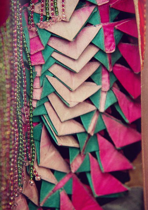 TSUMORI CHISATO: Pink Teal, Chisato Colour, Pink Color, Rich Color, Patterns Textures, Chisato Color, Color Palette, Color Combination