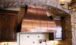 Camillia Copper Range Hood-I