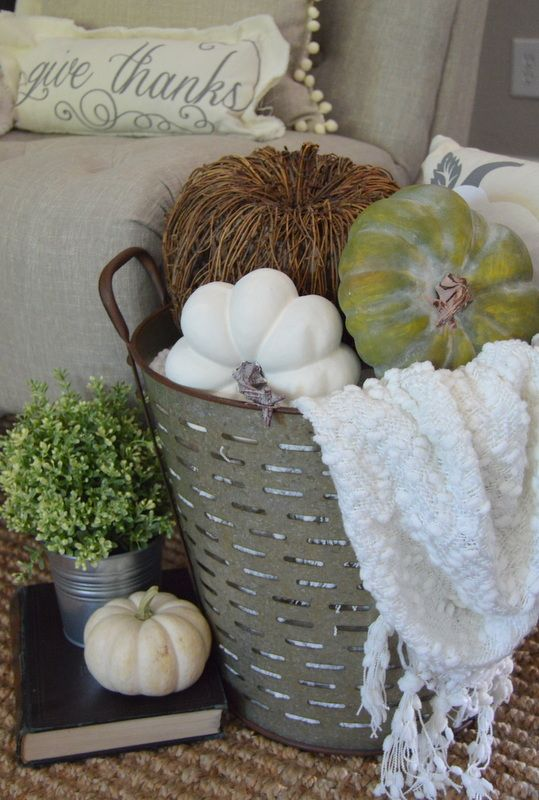 Fall Home Tour Part 1| Home Remedies Rx.com:
