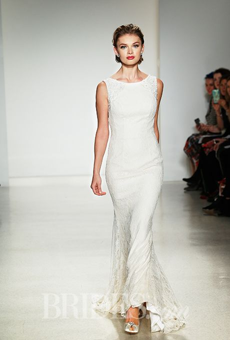 Casual Wedding Gowns With Simple Style For Your Second Walk Down The Aisle