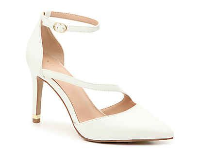 DSW | White shoes heels