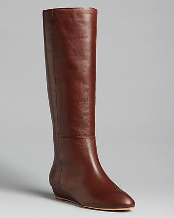 Loeffler Randall Tall Wedge Boots - Matilde - Boots - Shoes - Shoes - Bloomingdale's