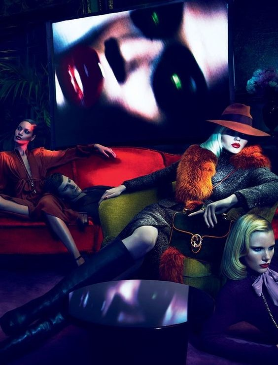 Gucci  by Mert & Marcus