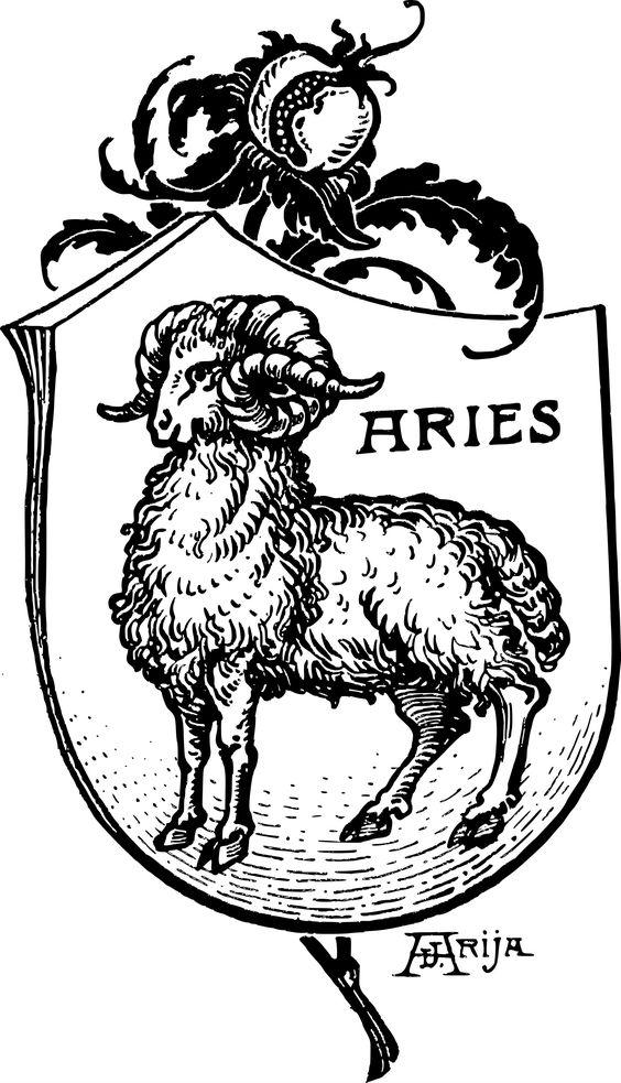 Representación del Carnero ariano