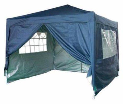 10x10\u0027 EZ Pop Up Party Tent Canopy Gazebo Waterproof | Tent canopy and Tents  sc 1 st  memphite.com & Shade Tents Walmart u0026 Awning Costco Shade Tent Gazebo Canopy ...