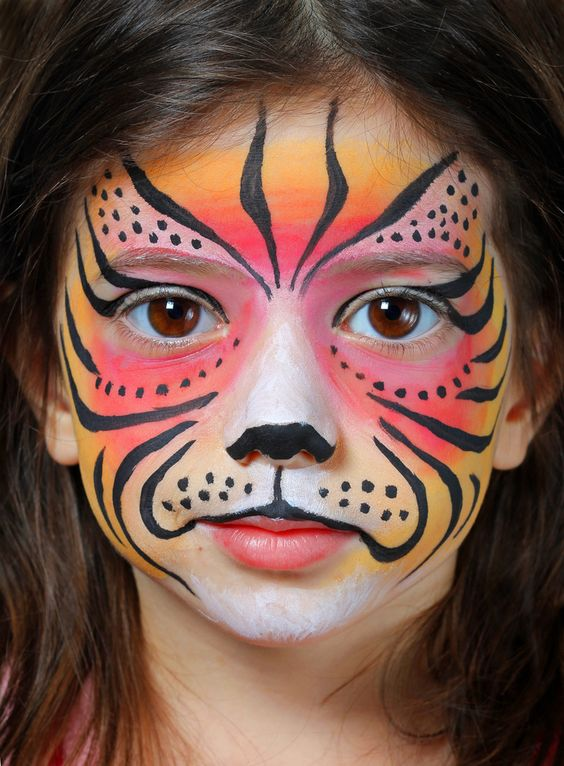 Maquillage Pour Enfant Halloween