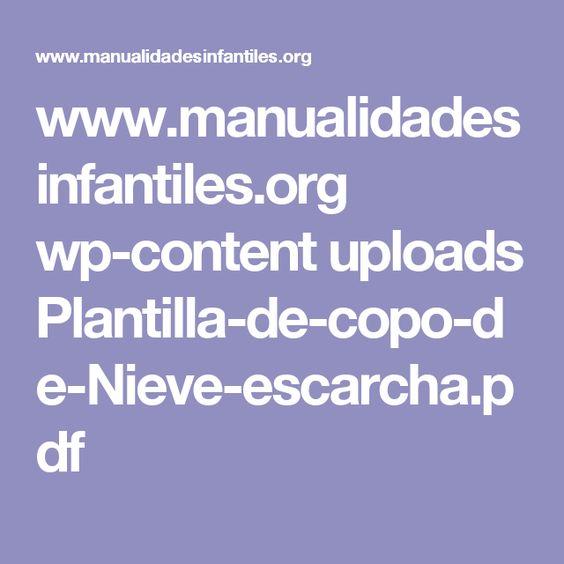 www.manualidadesinfantiles.org wp-content uploads Plantilla-de-copo-de-Nieve-escarcha.pdf