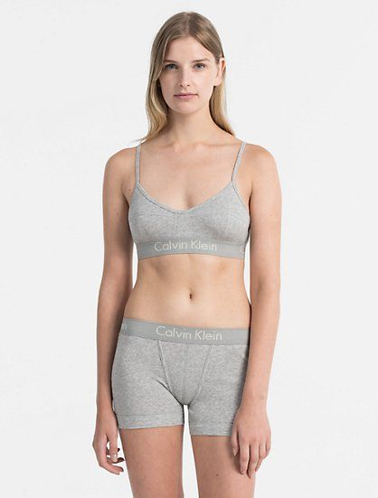 fc23fad866 Image for body unlined bralette + boyshort from Calvin Klein ...