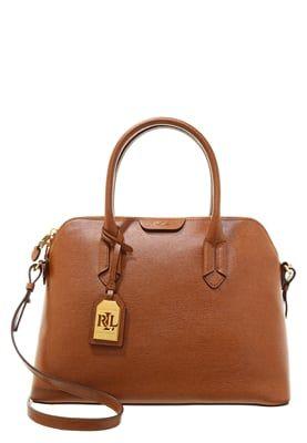 Klassisches Design für stilvolle Outfits. Lauren Ralph Lauren TATE - Handtasche - tan/cocoa für SFr. 325.00 (03.05.16) versandkostenfrei bei Zalando.ch bestellen.