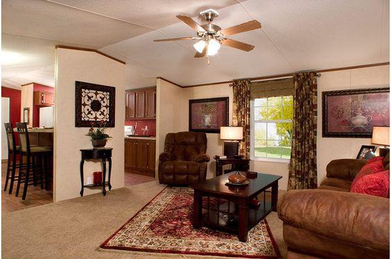 Blue Ridge • 22BLR16763MH • 1190 sq.ft • 3 Beds • 2 Baths • $44,000 - $55,000