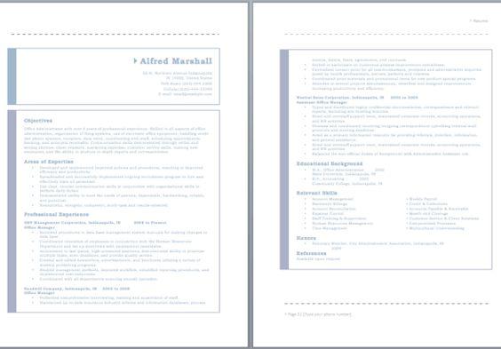 125 best resume sample images on Pinterest Resume, Resume - bioinformatics analyst sample resume