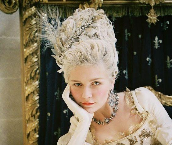 coiffure 18ème siècle coiffures Pinterest Coiffures