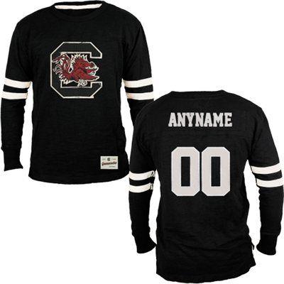 South Carolina Gamecocks Gameday Personalized Name & Number T-Shirt