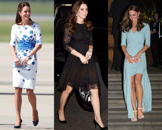 15 vezes que Kate Middleton foi a mais bem vestida de um evento - Moda it