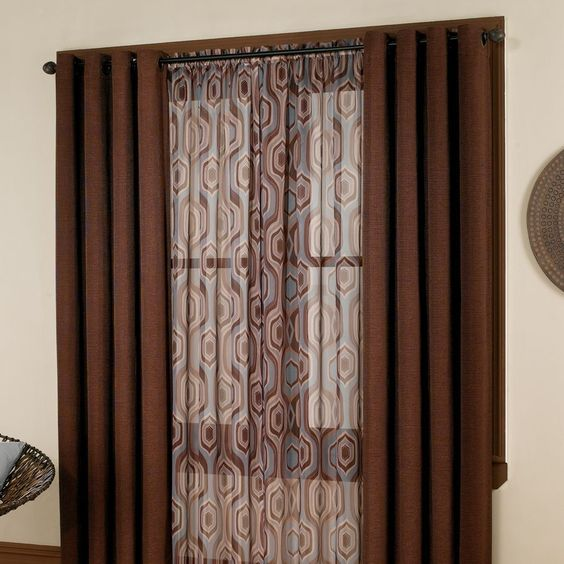 Curtains Ideas 92 curtain panels : hanging drapes and panels | How to hang grommet panel curtain and ...