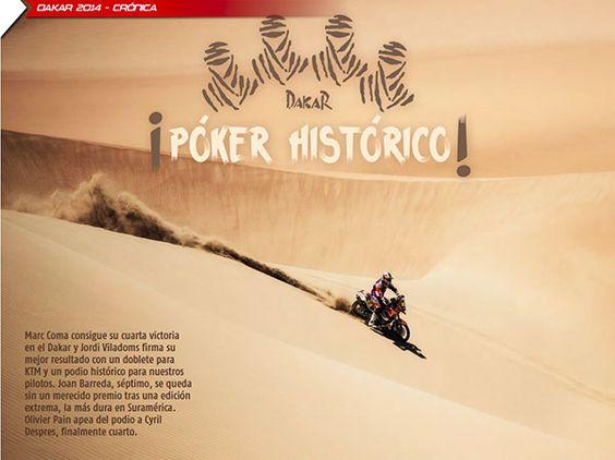 EnduroPro nº52 | Todo sobre el Dakar 2014
