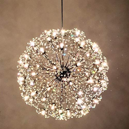 Durable Brief K9 Crystal Flower Pendant Chandelier Fixture Home Deco Dining Room Spark Ba In 2020 Modern Crystal Chandelier Pendant Light Fixtures Small Pendant Lights