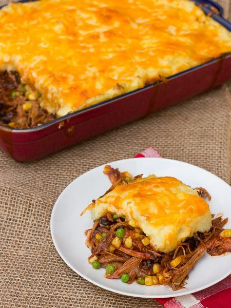 Pulled Pork Shepherd S Pie Recipe Pork Pulled Pork And I Don T Care