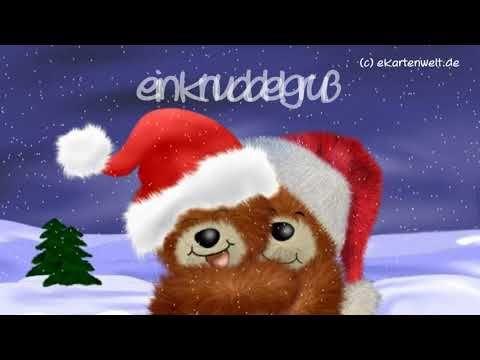 Knuddelgruss Zum Nikolaus Youtube Nikolaus Gedicht Weihnachten Nikolausgrusse