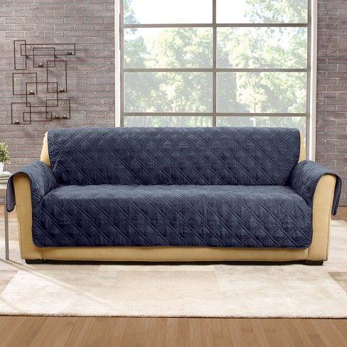 Non Slip Waterproof Sofa Furniture Cover Sure Fit Quilted Sofa Slipcovered Sofa Sofa Furniture