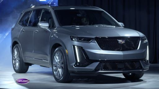 2020 Cadillac Xt6 Video Bridging The Suv Gap Best Suv Cars Suv Cadillac