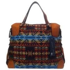 Aztec Print Handbag...Fall Stylish!