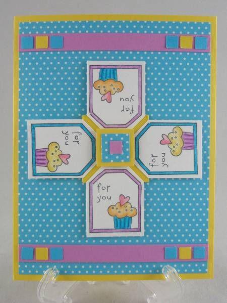 MMTPT186, Cupcake Spinner