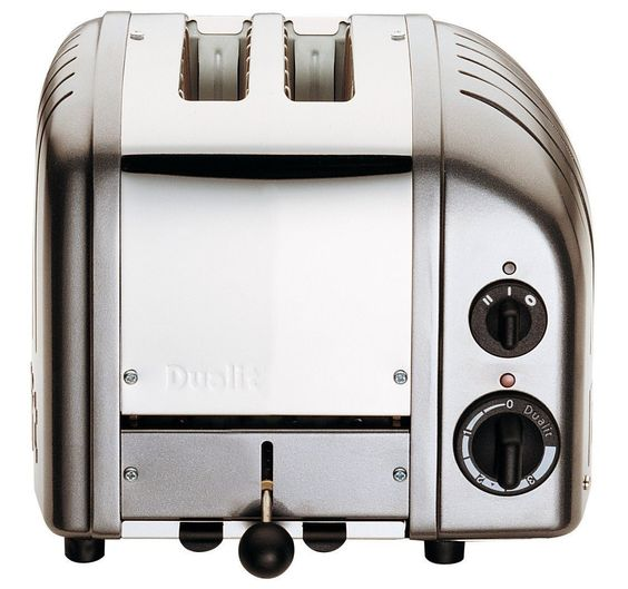 DUALIT Classic 2-Slice Toaster Charcoal $199.95 OUT THE DOOR! PICK UP OR WE WILL SHIP FREE * TOP BRANDS * LOWEST PRICES CULINART www.shopculinart.com