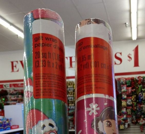 1 00 1 American Greetings Wrapping Paper Coupon Free At Dollar
