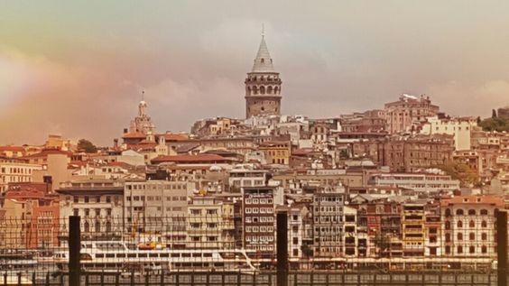 Small view of istanbul