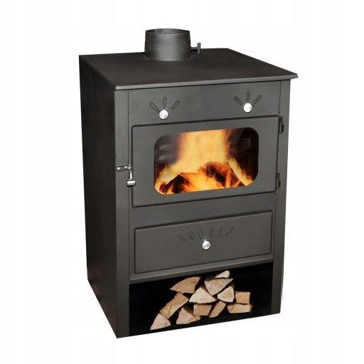 Piec Koza Z Plaszczem Wodnym Alfa Wt Home Appliances Wood Wood Stove