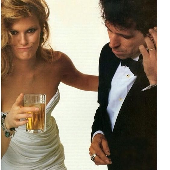 #pattihanson #keithrichards