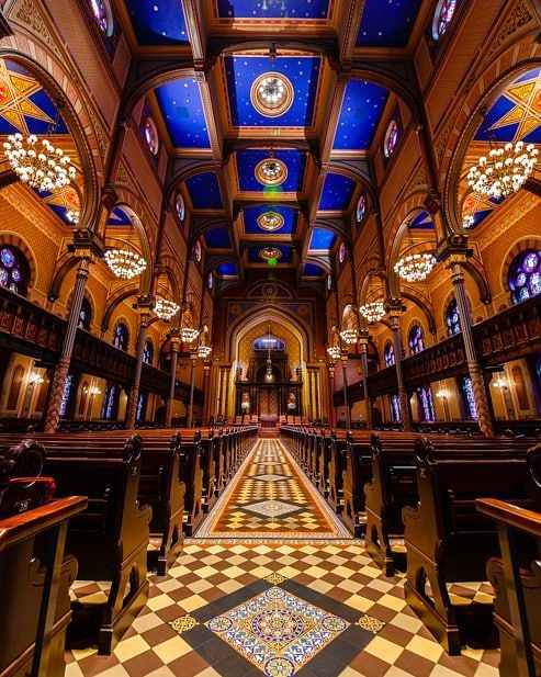 Central Synagogue Nyc See More At Peterkpics Etsy Com A Hidden Gem In T Architecture Photography Architecture Photography Buildings Cultural Architecture