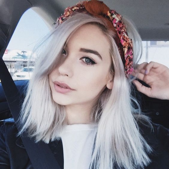 23 Beautiful Platinum Blonde Hair Color Ideas Platinum Blonde
