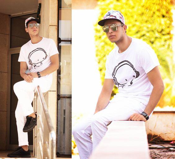 Para os meninos - dicas de looks brancos para o Réveillon! ~ Blog da Sophia Abrahão