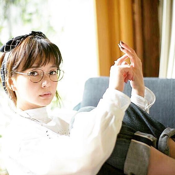メガネが可愛い多部未華子